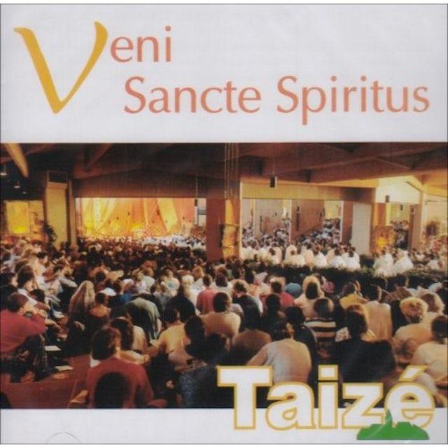 Taize VENI SANCTE SPIRITUS CD