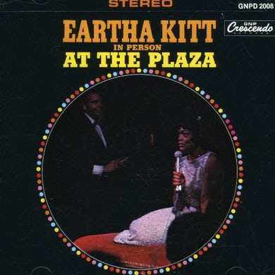 Eartha Kitt IN PERSON AT THE PLAZA CD