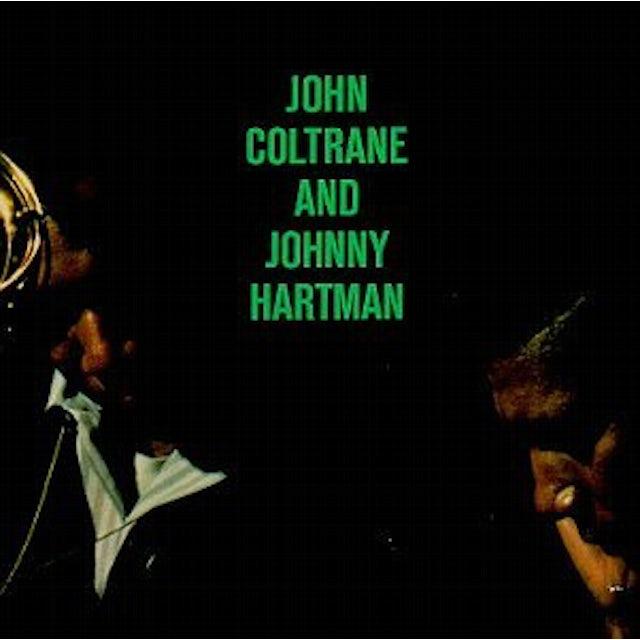 John Coltrane & Johnny Hartman Vinyl Record