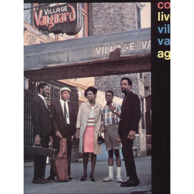 John Coltrane LIVE AT VILLAGE VANGUARD AGAIN Vinyl Record