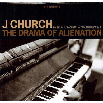 J Church DRAMA OF ALIENATION Vinyl Record