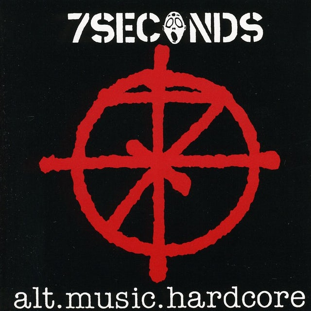 7Seconds ALT MUSIC HARDCORE CD