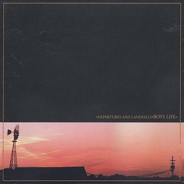 Boy's Life DEPARTURES & LANDFALLS CD