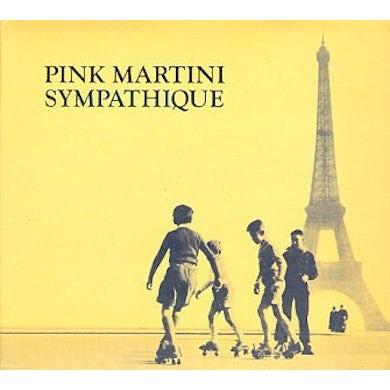 Pink Martini SYMPATHIQUE CD