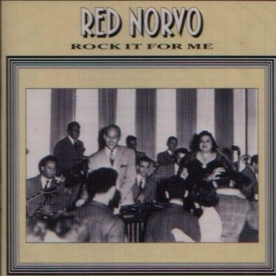 Red Norvo ROCK IT FOR ME CD