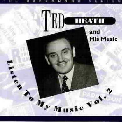 LISTEN TO MY MUSIC 2 CD
