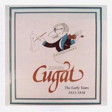 Xavier Cugat EARLY YEARS CD