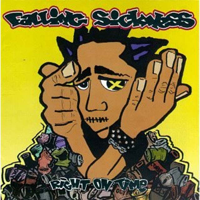 Falling Sickness RIGHT ON TIME CD
