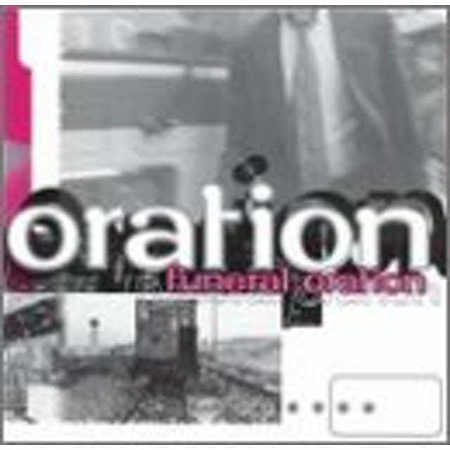 Funeral Oration BELIEVER CD