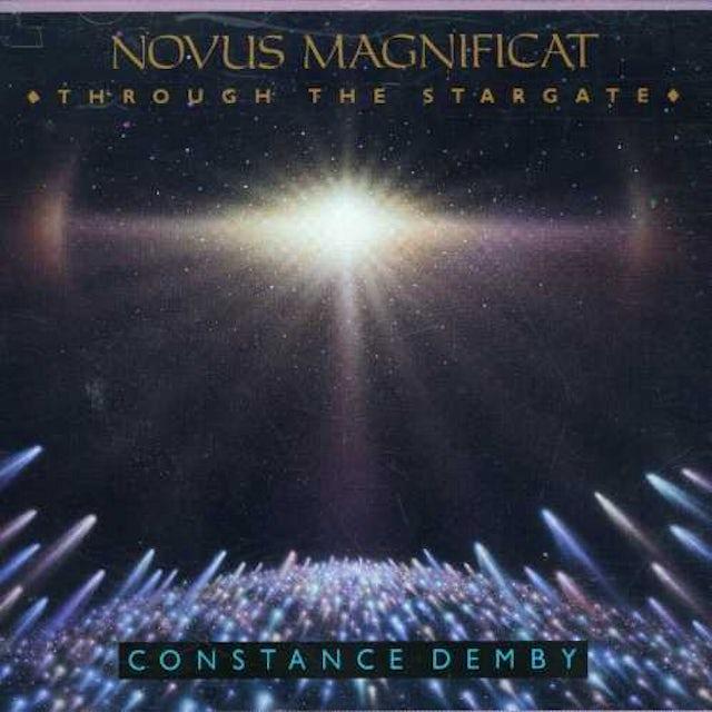 Constance Demby NOVUS MAGNIFICANT CD