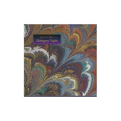 Al Gromer Khan MAHOGANY NIGHTS CD