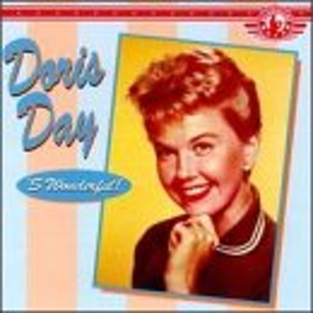 Doris Day WONDERFUL (1952-53) CD