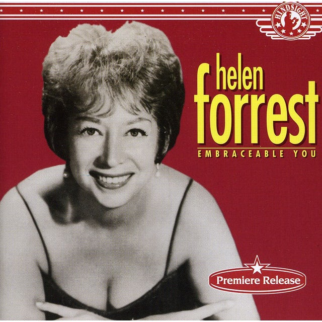 Helen Forrest EMBRACEABLE YOU CD