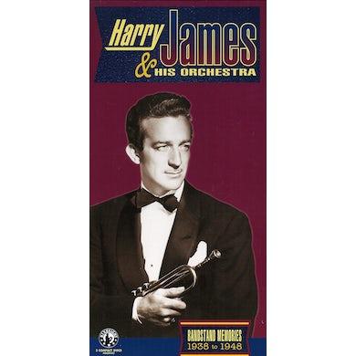 Harry James BANDSTAND MEMORIES 1938-48 CD