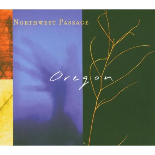 Oregon NORTHWEST PASSAGE CD