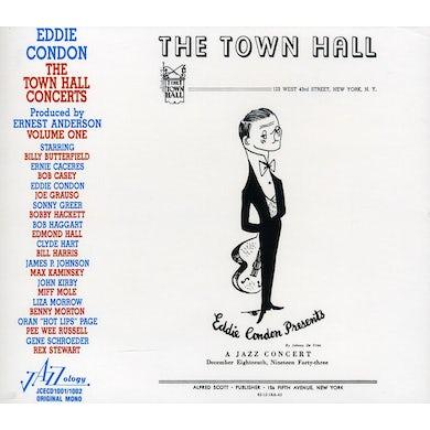 Eddie Condon TOWN HALL CONCERTS 1 CD