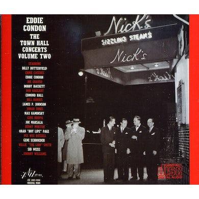 Eddie Condon TOWN HALL CONCERTS 2 CD