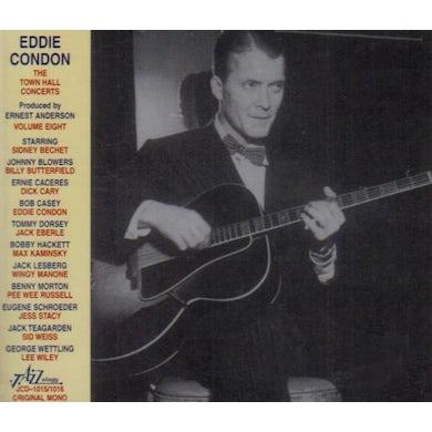 Eddie Condon TOWN HALL CONCERTS 8 CD