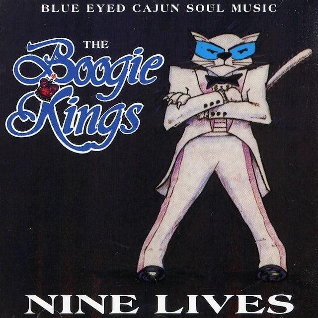 Boogie Kings NINE LIVES CD