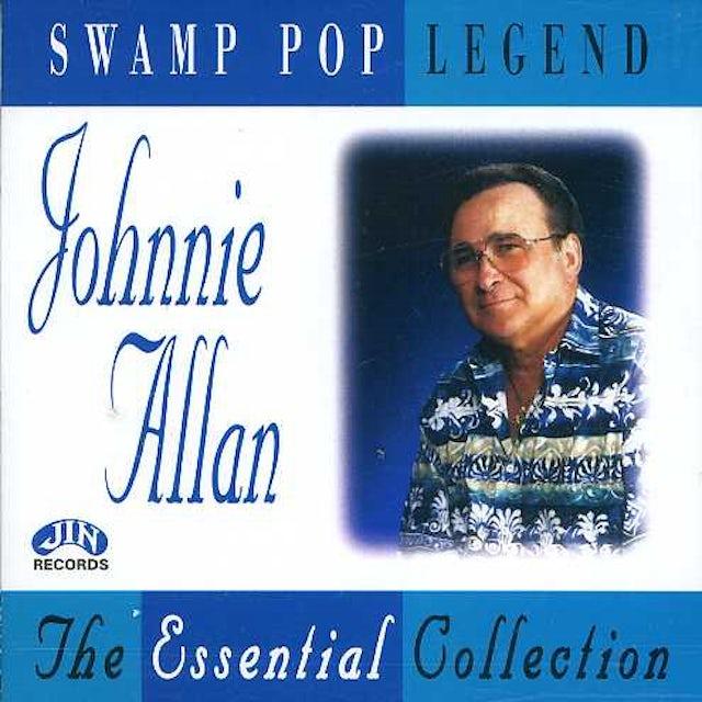Johnnie Allan SWAMP POP LEGEND CD