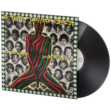 A Tribe Called Quest  MIDNIGHT MARAUDERS Vinyl Record