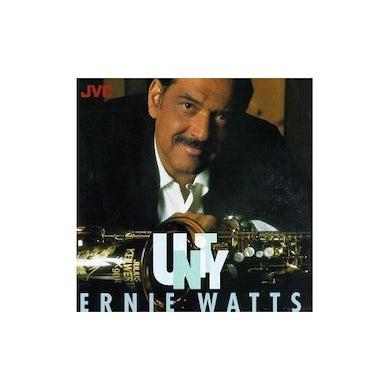 Ernie Watts UNITY CD
