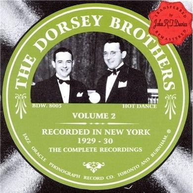 Dorsey Brothers VOLUME 2 CD