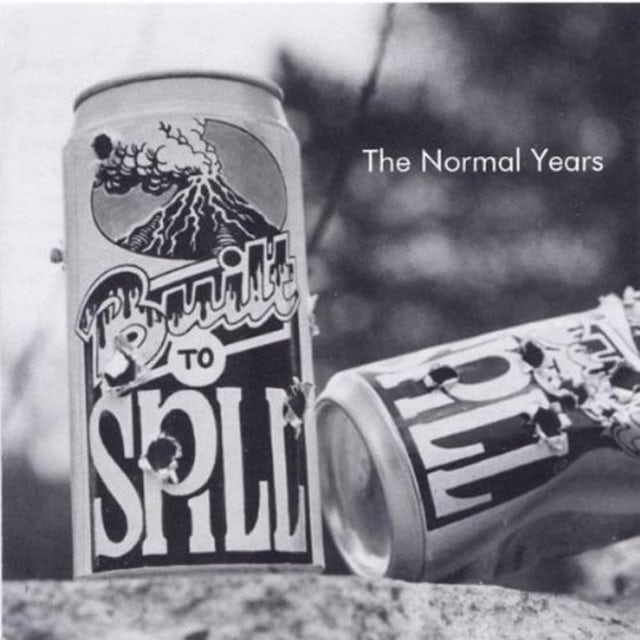 Built To Spill NORMAL YEARS CD