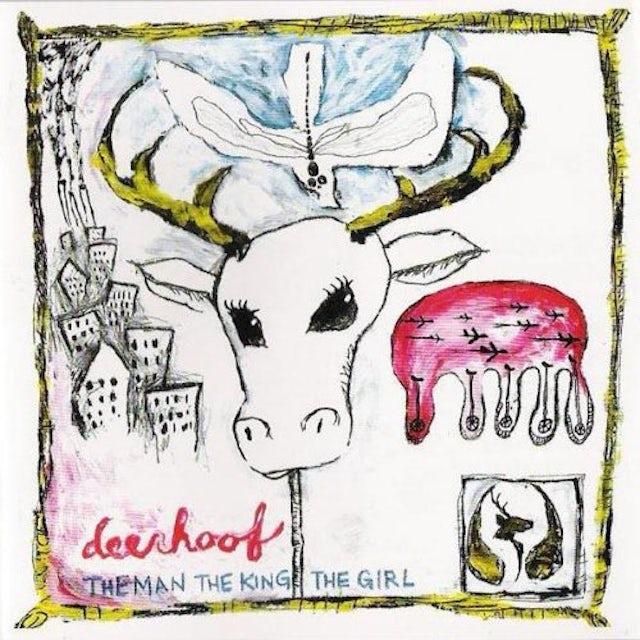 Deerhoof MAN KING GIRL CD