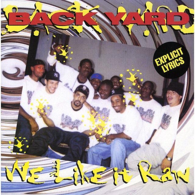 Backyard Band WE LIKE IT RAW CD