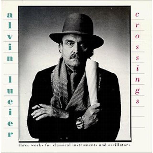 Alvin Lucier CROSSINGS / SEPTET / IN MEMORIAM CD