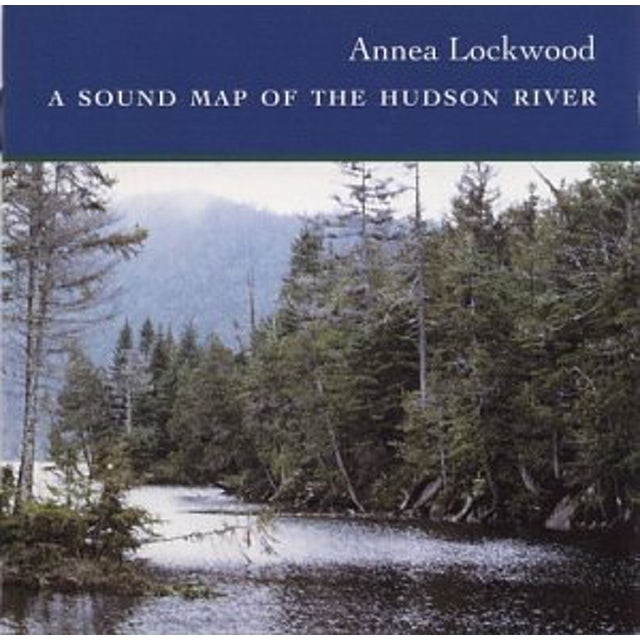 LOCKWOOD SOUND MAP OF THE HUDSON RIVER CD