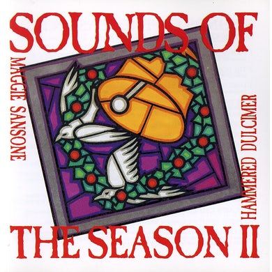 Maggie Sansone SOUNDS OF THE SEASON II CD