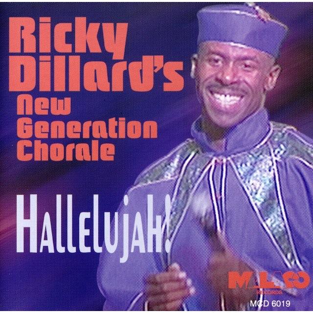 Ricky Dillard HALLELUJAH CD