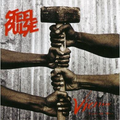 Steel Pulse VICTIMS CD