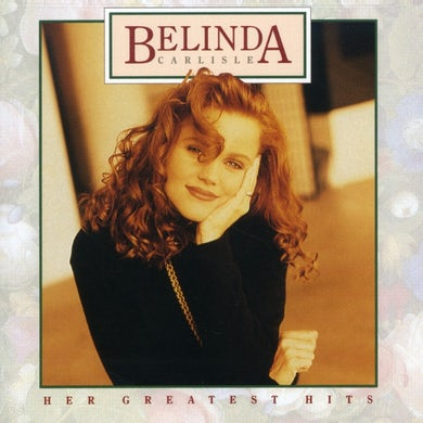 Belinda Carlisle GREATEST HITS CD