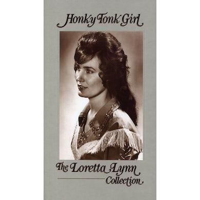 Loretta Lynn HONKY TONK GIRL CD