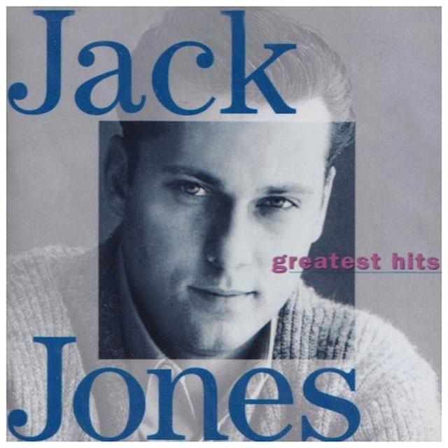 Jack Jones GREATEST HITS CD
