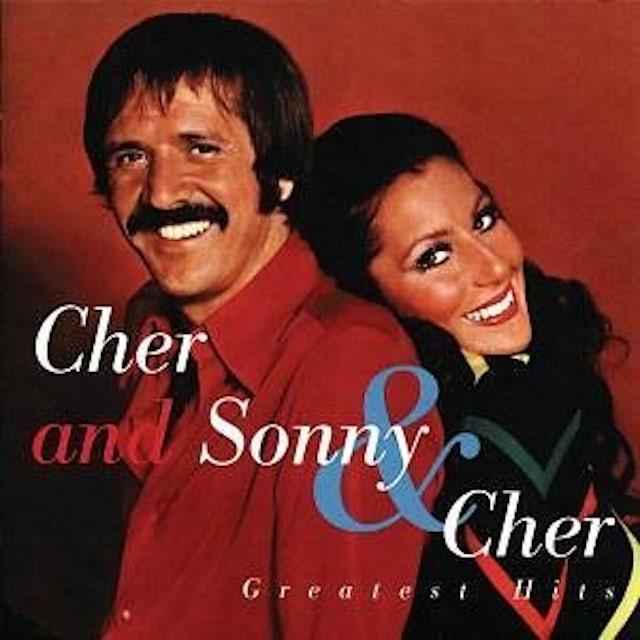 Sonny & Cher GREATEST HITS CD