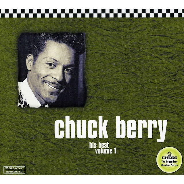 Chuck Berry HIS BEST 1 (CHESS 50TH ANNIVERSARY COLLECTION) CD