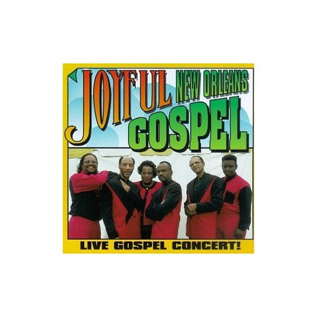 Joyful NEW ORLEANS GOSPEL CD