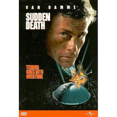 SUDDEN DEATH DVD