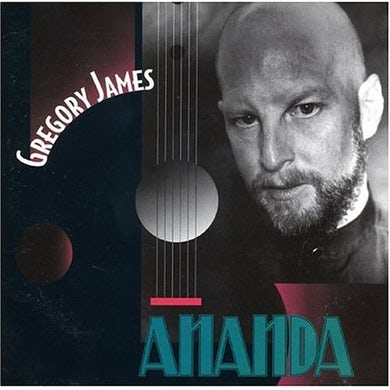 Gregory James ANANDA CD