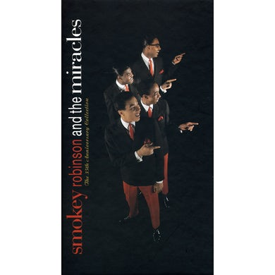 Smokey Robinson & The Miracles 35TH ANNIVERSARY COLLECTION CD