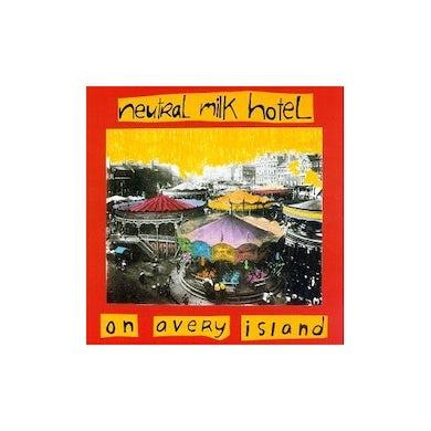 ON AVERY ISLAND CD