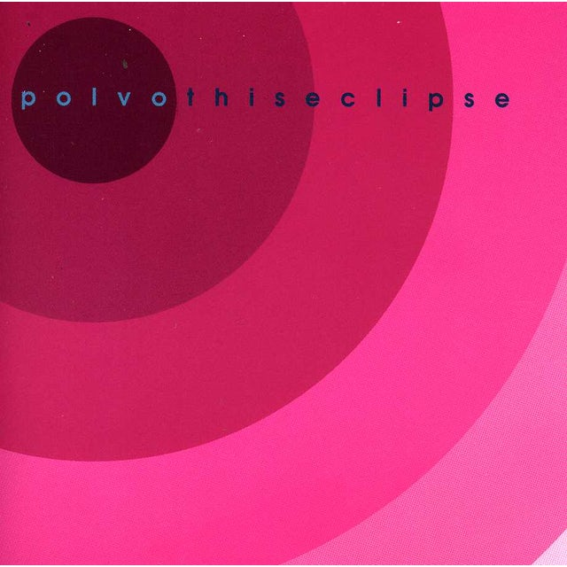 Polvo THIS ECLIPSE CD