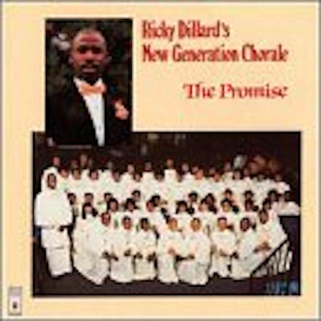 Ricky Dillard PROMISE CD