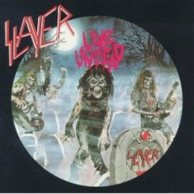 Slayer LIVE UNDEAD CD