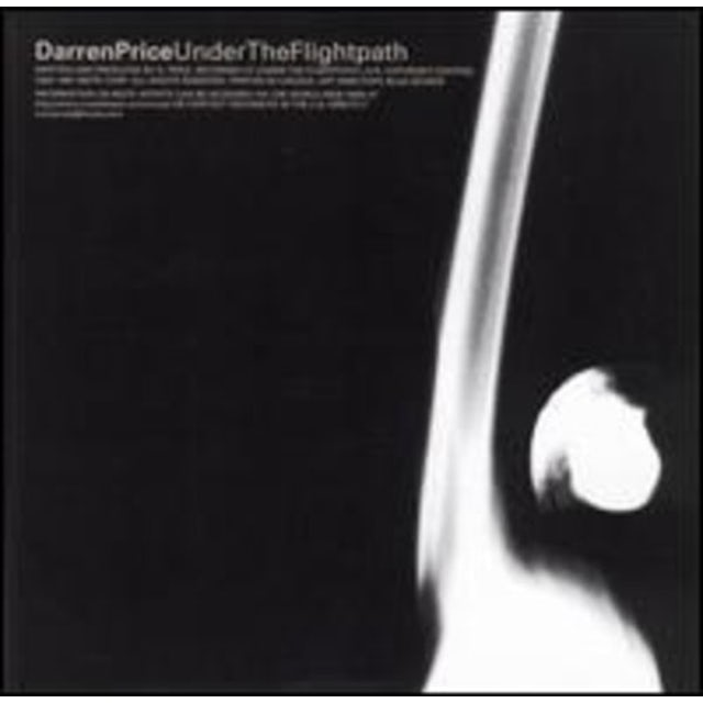 Darren Price UNDER THE FLIGHTPATH CD