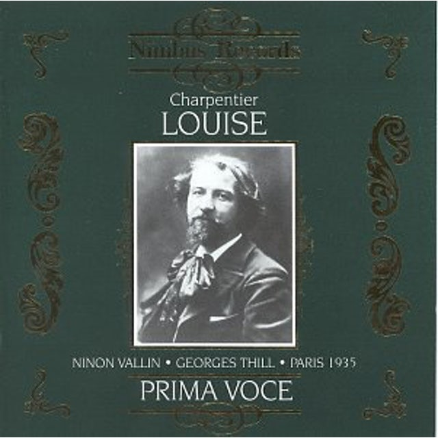 Charpentier LOUISE CD